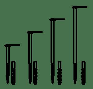 Diblurile pentru bratari